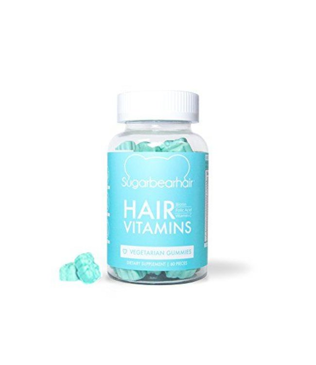 Sugar Bear Hair Vitamins inhoud 60 stuks