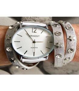 For-You-Only custom made Horlogeset wit
