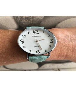 For-You-Only custom made Ernest horloge mint