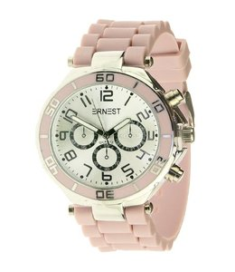 For-You-Only custom made Ernest horloge Lightpink