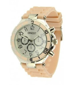 For-You-Only custom made Ernest horloge Nude