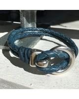 FYO byKarin Men's Bracelet Vintage Blue