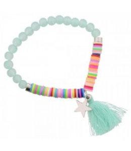 for-YOU-only Elastische Armband Groen