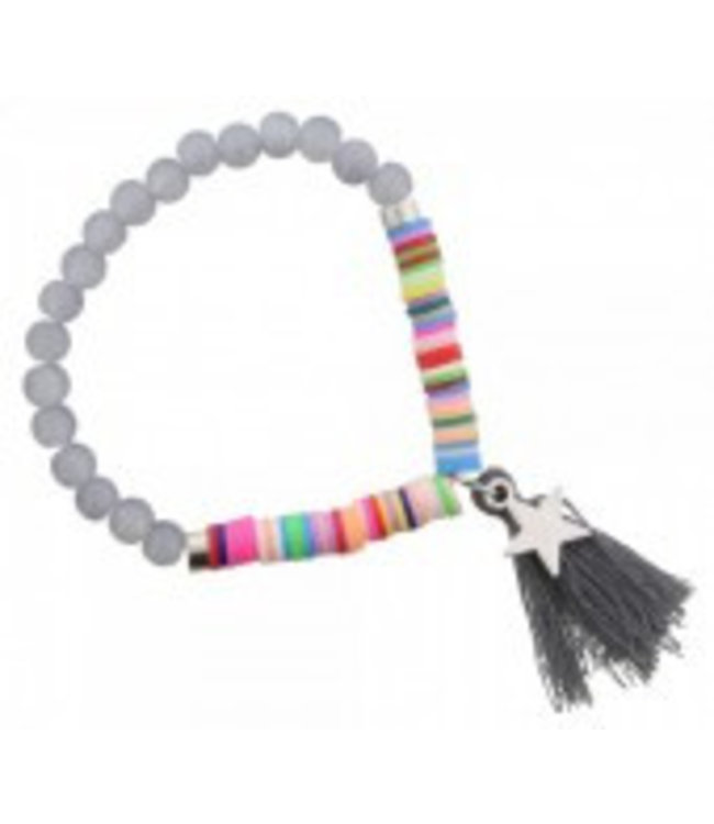 for-YOU-only Elastic Bracelet Ibiza Style