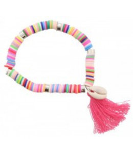 for-YOU-only Elastische Armband Multi Color
