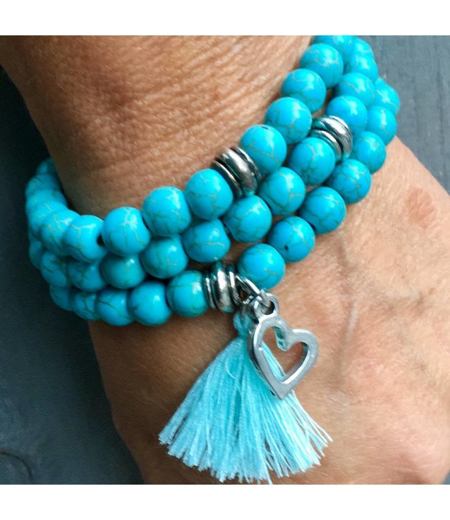 for-YOU-only Ocean Turquoise set