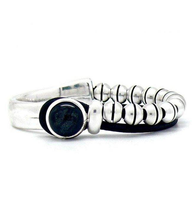 for-YOU-only Bracelet Black