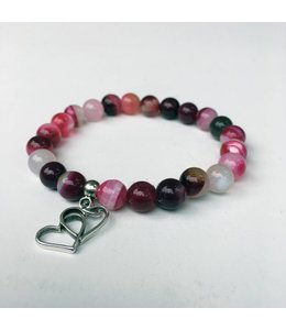 For-You-Only custom made Bracelet Pink