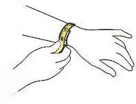 De 3 beste manieren om je armband op te meten