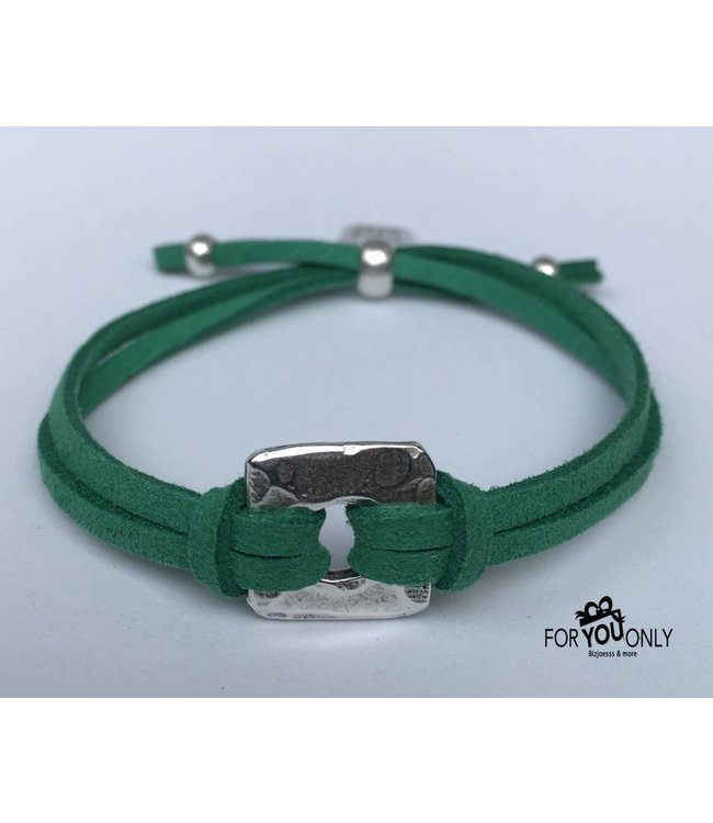 For-You-Only custom made Armbandje New Love: 7 kleuren