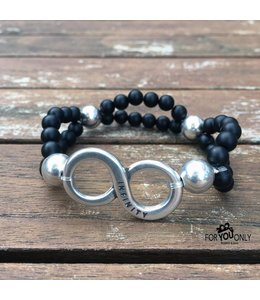 For-You-Only custom made Infinity Black Onyx