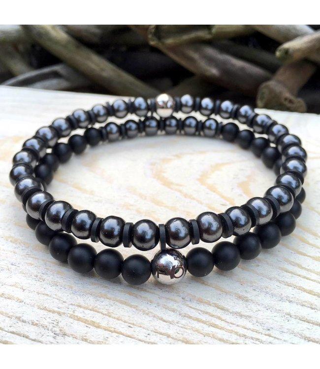 For-You-Only custom made Premium FYO Onyx - Hematite