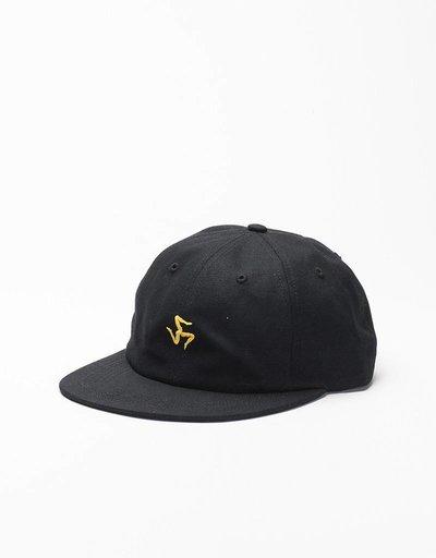 Call Me 917 Legs Logo Cap Black