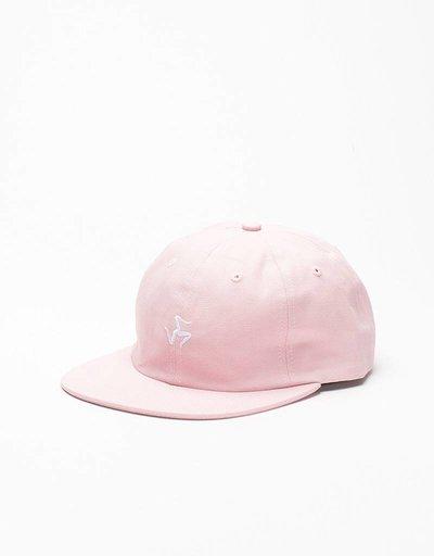 Call Me 917 Legs Logo Cap Pink