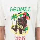 Bronze Vacation T-shirt Cream
