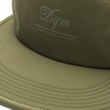 DQM Camp Crushable Nylon Ultrex Cap Olive
