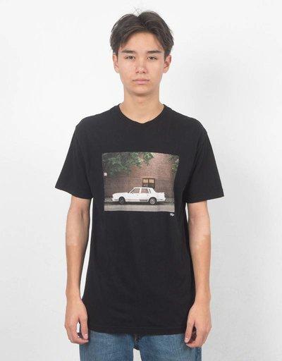DQM T-Shirt Flatlands Black