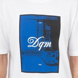 DQM Fort Plain T-shirt White