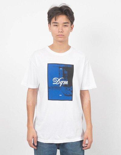 DQM Fort Plain T-shirt White