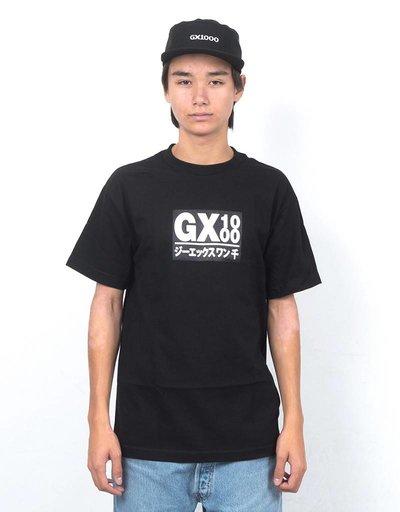 GX1000 Japan T-shirt Black