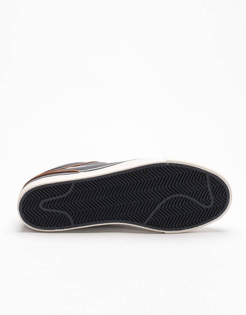 Nike Stefan Janoski Mid Premium Dark obsidian