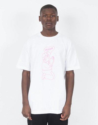 Quasi Please T-shirt White