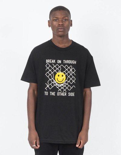 The Quiet Life Break On Through T-shirt Black