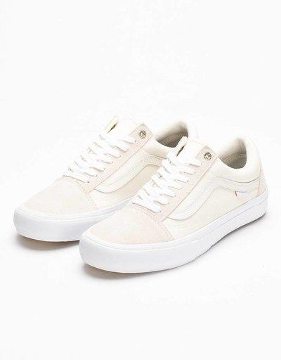 Vans Old Skool Pro (Dime) Marshmallow/White