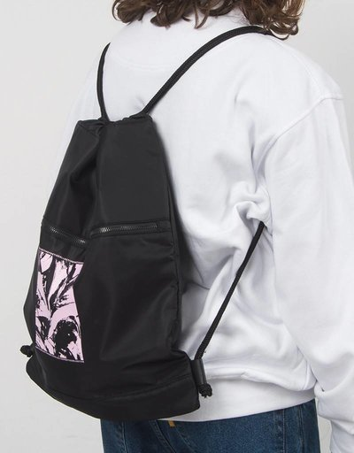 Poetic Collective Gymbag Black