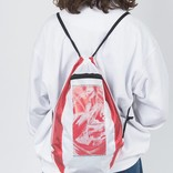 Poetic Collective Gymbag Red