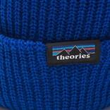 Theories Of Atlantis Peaks Beanie Royal Blue