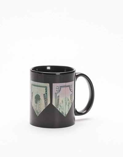 Theories Of Atlantis Paper Planes Mug Black