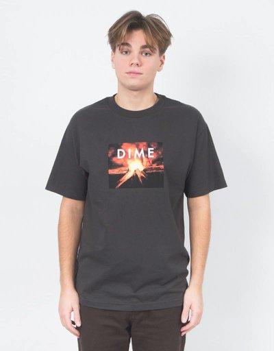 Dime T-Shirt Volcano Charcoal
