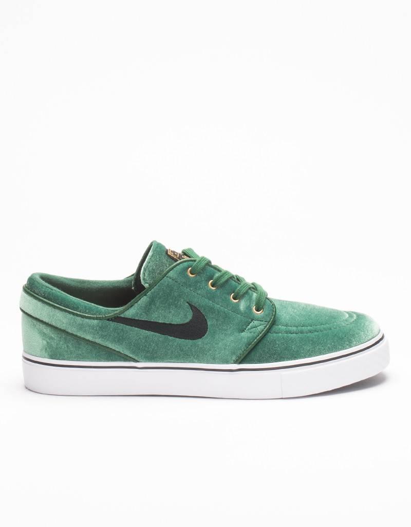 Nike Janoski Premium TXT Green/Black
