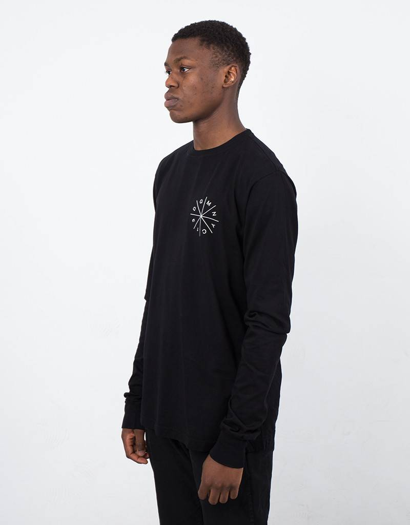 DQM Know The Ledge Longsleeve Black