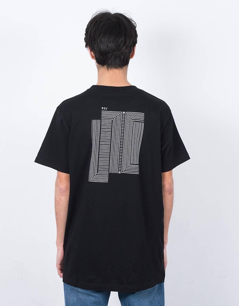 Octagon oc T-Shirt black