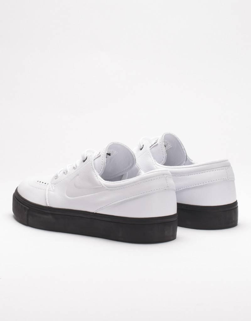 Nike SB Janoski Prem CPSL White/White/Black