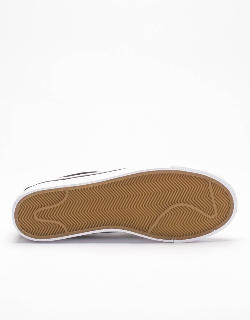 Nike Blazer Low Black/White/Gum