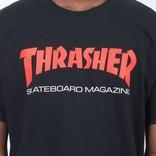 Thrasher Two-Tone Skate Mag T-Shirt Black