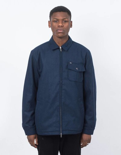 DQM Wool Tanker Jacket Navy