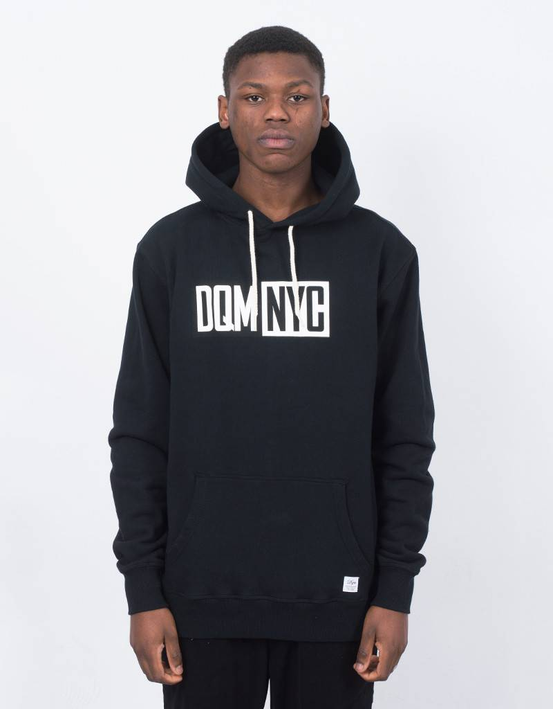 DQM NYC Pullover Black