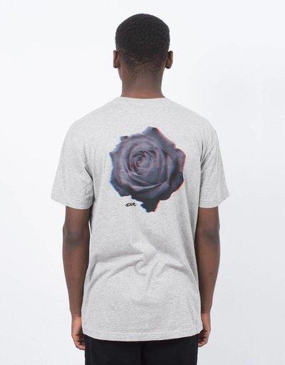 DQM Rose T-Shirt Grey