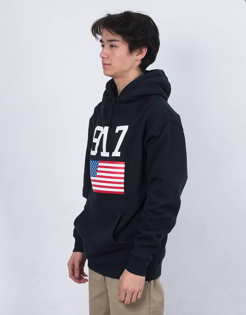 Call Me 917 USA Sweater Navy