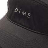 Dime Cap Fivepanel Black