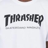 Thrasher Skate Mag T-shirt White