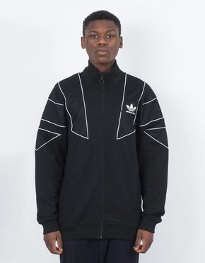 adidas Skateboarding adidas EQT Track Jacket Black/White