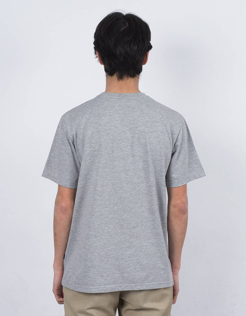Lockwood Old Swoosh T-shirt Heather Grey