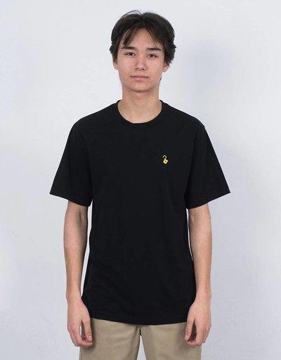 Lockwood Mini Lock Yellow T-shirt Black