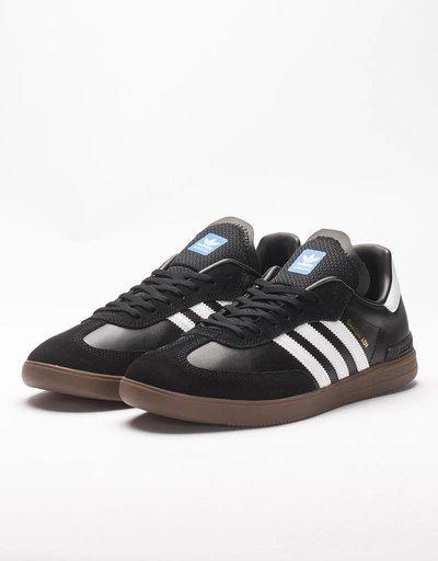 Adidas samba adv black/gum