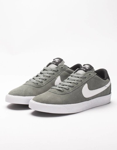 Nike SB Bruin Premium SE Tumbled Grey/White